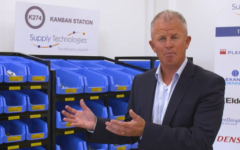 Video: Supporting UK manufacturing with effective supply chain solutions